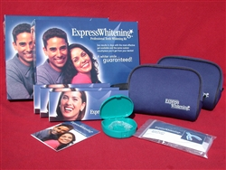 Custom tray teeth whitening kit buy one pay half for second kit