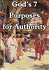 God's 7 Purposes for Authority
