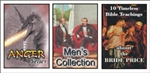 Challenge to Men Collection DVD Set