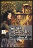 Avoiding Defrauding in Relationships
