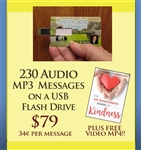 Heaven Sent Messages - Flash Drive