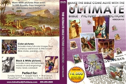 Ultimate Bible Picture Collection
