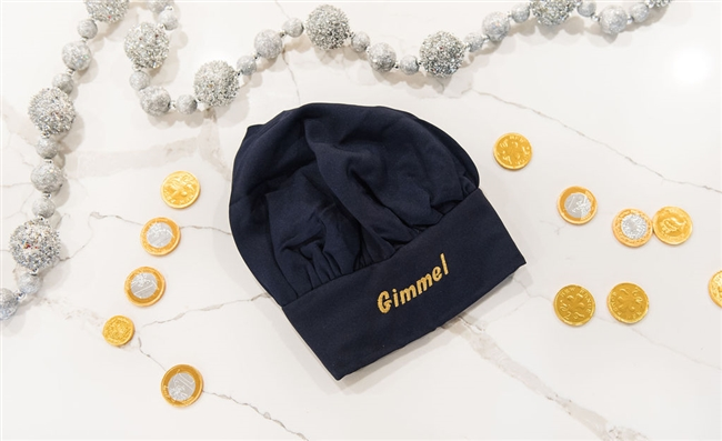 Christy Carlson Romano's Yummy Collection - Hanukkah Chef Hat