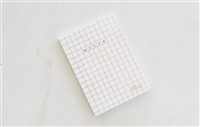 ALIxRM Soft Cover Notebook