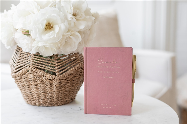 Camila Alves x Rachel Miriam Gratitude Journal
