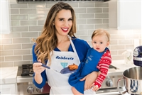 Christy Carlson Romano's Yummy Collection - Adult Hanukkah Apron