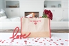Molly Sims collaboration with Rachel Miriam featuring the Sweetheart Collection Bow Tote