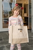 Molly Sims collaboration with Rachel Miriam featuring the Sweetheart Collection Tote Bag