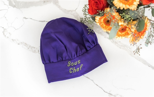 Christy Carlson Romano's Yummy Collection - Thanksgiving Chef Hat