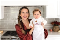 Christy Carlson Romano's Yummy Collection - Kid's Thanksgiving Apron