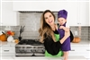 Christy Carlson Romano's Yummy Collection - Halloween Apron & Chef Hat Set