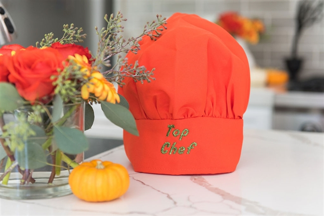 Christy Carlson Romano's Yummy Collection - Halloween Chef Hat