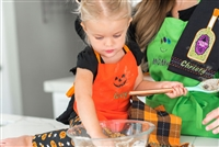 Christy Carlson Romano's Yummy Collection - Kid's Halloween Apron