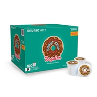 K Cups Original Donut Shop Med. Roast, 100pk