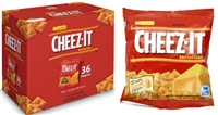 Cheez It Original Crackers, 1.5oz, 36pk