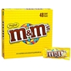 M&M Peanut Candy (1.74 oz., 48 ct.)