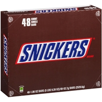 Snickers Bars 1.8oz