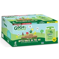 Apple Sauce Variety GoGO Squeeze 3.2oz
