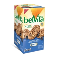 Belvita Hard Biscuits Blueberry