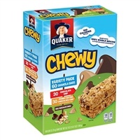 Chewy Granola Variety Bars Quaker