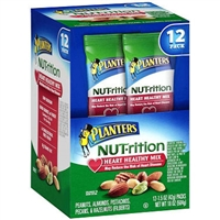 Planters Nut-trition 1.5 oz 12ct