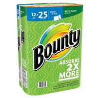Bounty Paper Towels Select a Size