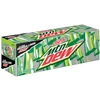 Diet Mountain Dew 12oz, 12pk