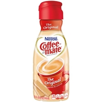 Coffee-Mate Original Flavor Cold, 32oz bottle