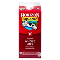 Organic Whole Milk by Horizon 64 oz