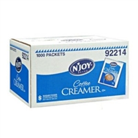 Njoy Creamer Packs 1000ct