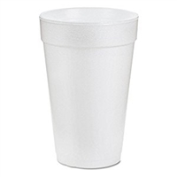 Foam Coffee Cups - 20 ounce, 500ct