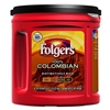 Folgers 100% Colombian Coffee, 43oz