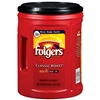 Folgers Classic Roast Coffee, 51oz