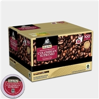 K Cups Daily Chef Columbian Supremo, 100ct