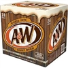 A&W Root Beer 12oz cans 24pack
