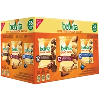 Belvita Bites Variety Packs 36 ct