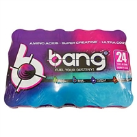 Bang Energy Drink (16 oz. cans, 24 ct.)