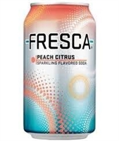 Fresca Peach Citrus - 12oz, 12pk