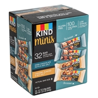 Kind Bars Mini Variety 32 Pack