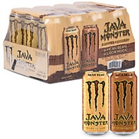 Monster Java Variety pack (16 oz. cans, 12 ct.)