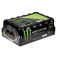 Monster Energy Drink Regular 16 oz, 24pk