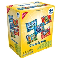 Nabisco Cookie Variety Packs, 40 ct