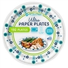 Paper Plate, 10 inch, 204 ct
