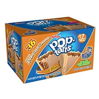 Pop Tarts Brown Sugar Cinnamon 36 count