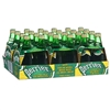Perrier Sparkling Bottled Water glass 11oz, 24 bottles