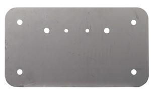<!010>MOUNTING PLATE FOR HCMX -  SS