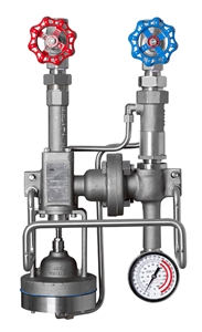 <!010>STEAM & WATER MIXING UNIT -  LOW PRESSURE STS