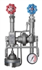 <!010>STEAM & WATER MIXING UNIT -  STANDARD PRESSURE STS