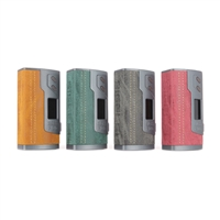 Sigelei 213 FOG Box Mod Leather Edition - Vape Box Mod Devices | Vapor Lounge®
