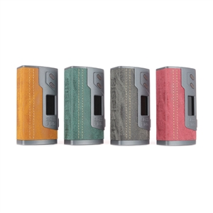 Sigelei 213 FOG Box Mod Leather Edition - Vapor Lounge